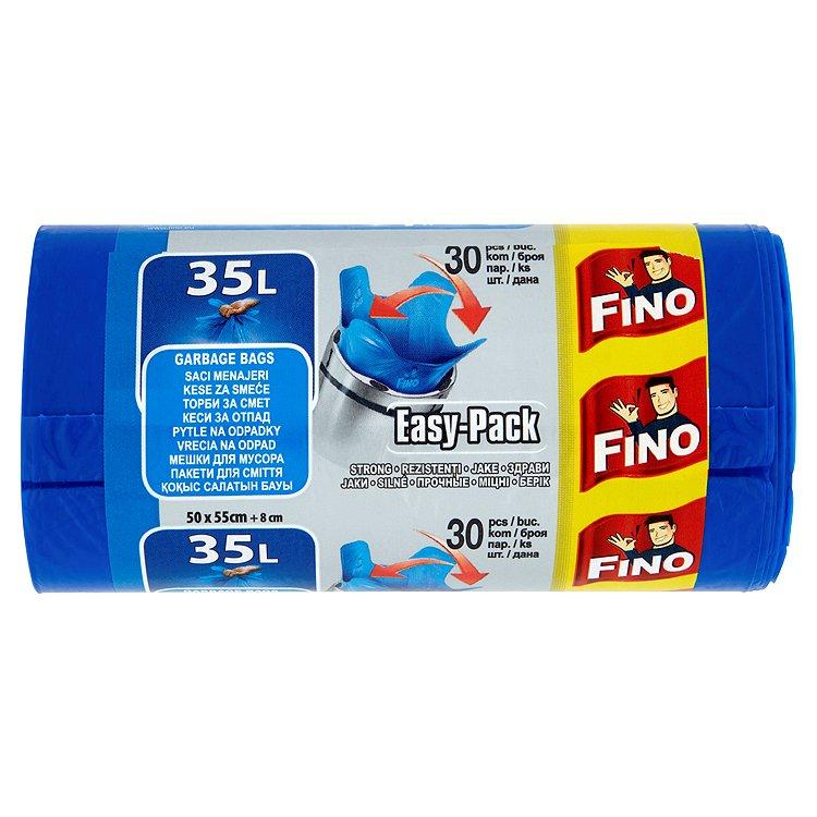 Fotografie Fino Easy pack pytle na odpadky, 35 l 30 ks