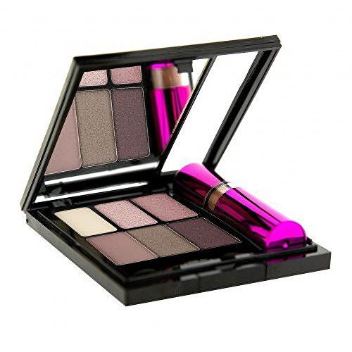 Makeup Revolution paletka očních stínů se rtěnkou I am Love