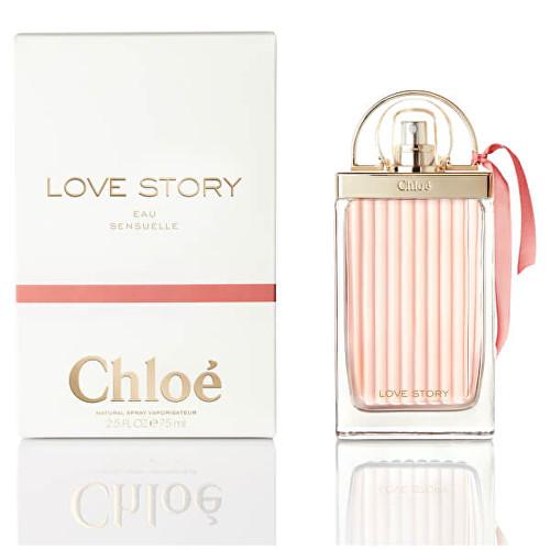 Chloé Love Story Eau Sensuelle - EDP 50 ml