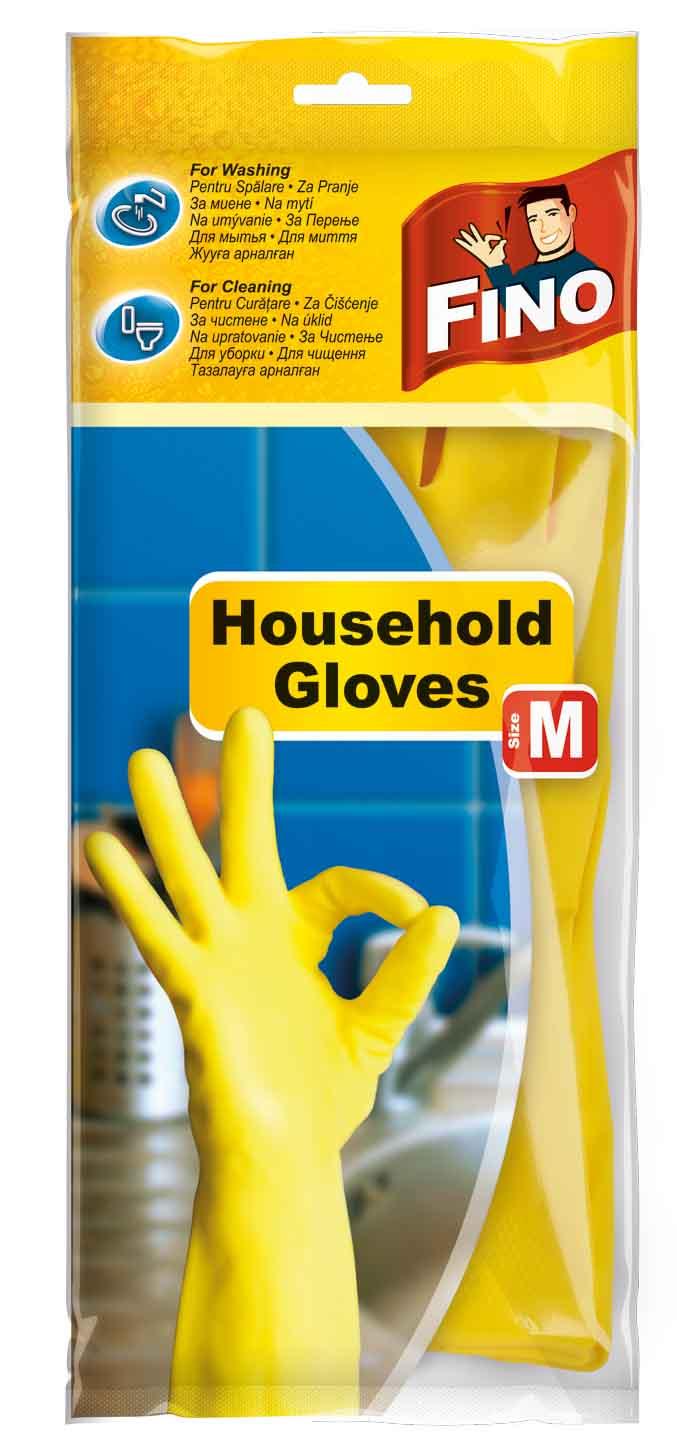 Fotografie Fino rukavice úklidové M