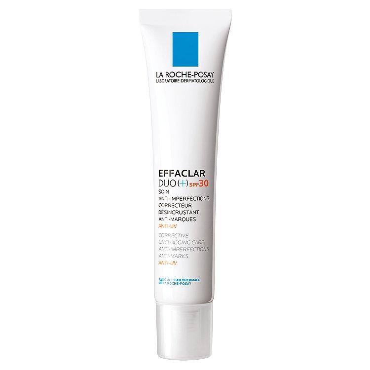 La Roche-Posay Effaclar Duo + SPF 30 korekční obnovující krém proti nedokonalostem pleti 40 ml