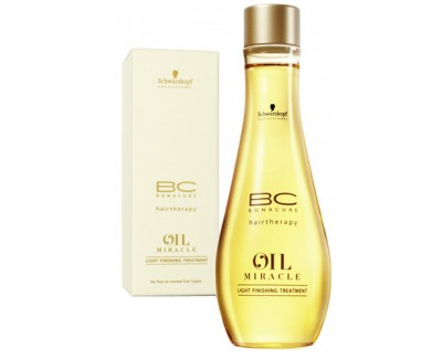 Schwarzkopf Professional Oil Miracle Litght lehká kúra pro konečnou úpravu vlasů 100 ml