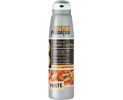 Repelent PREDATOR FORTE spray 150 ml