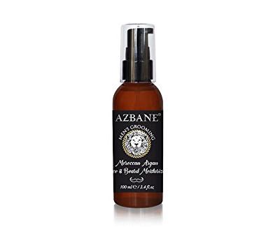 Fotografie Azbane Arganový hydratační krém na vousy 100 ml