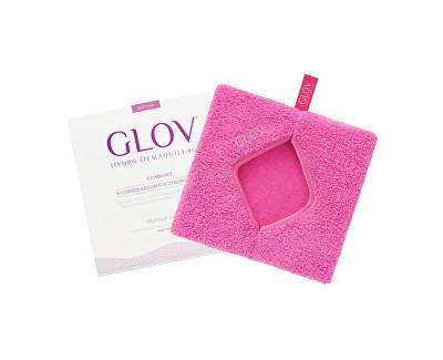 Glov Hydro Demaquillage Comfort Party Pink odličovací rukavice 1 ks