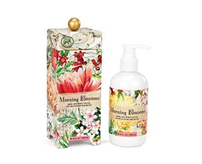 Michel Design Works Hydratační mléko na ruce a tělo Morning Blossoms 236 ml