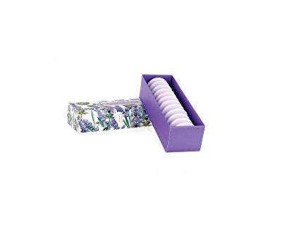 Michel Design Works Dárková sada 12-ti luxusních mýdel Levander Rosemary 12 x 11 g