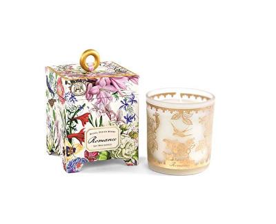 Vonná svíčka ze sójového vosku Romance (Soy Wax Candle) 397 g