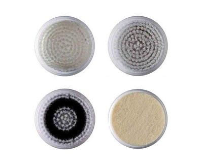 Náhradní sada 4 hlavic pro Sónický vibrační kartáček na čištění a revitalizaci pleti 5097 (Refill Kit 5124)