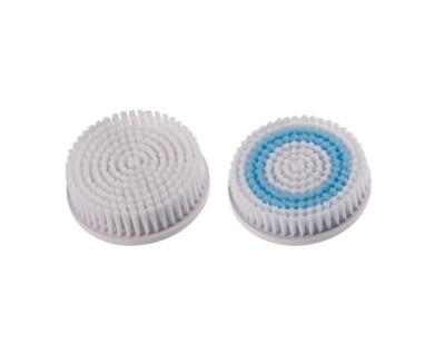 Náhradní sada 2 čistících kartáčků pro Rotační vibrační přístroj na revitalizaci pokožky těla 5100 (Refill Kit 5153 Imetec)