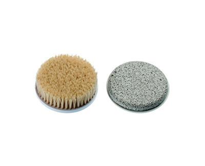 Náhradní sada 2 hlavic Wet & Dry pro Rotační vibrační přístroj na revitalizaci pokožky těla 5100 (Refill Kit 5178)