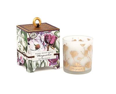 Vonná svíčka ze sójového vosku Magnolie (Soy Wax Candle) 397 g