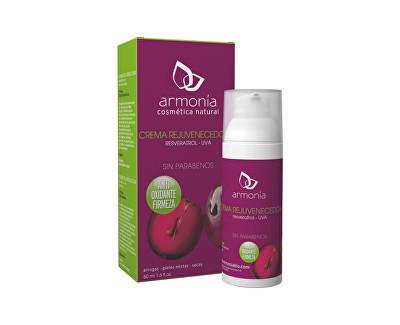 Armonia omlazující BIO pleťový krém z hroznových semínek 50 ml