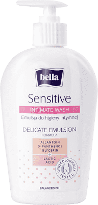 Bella Sensitive intimní gel 300 ml