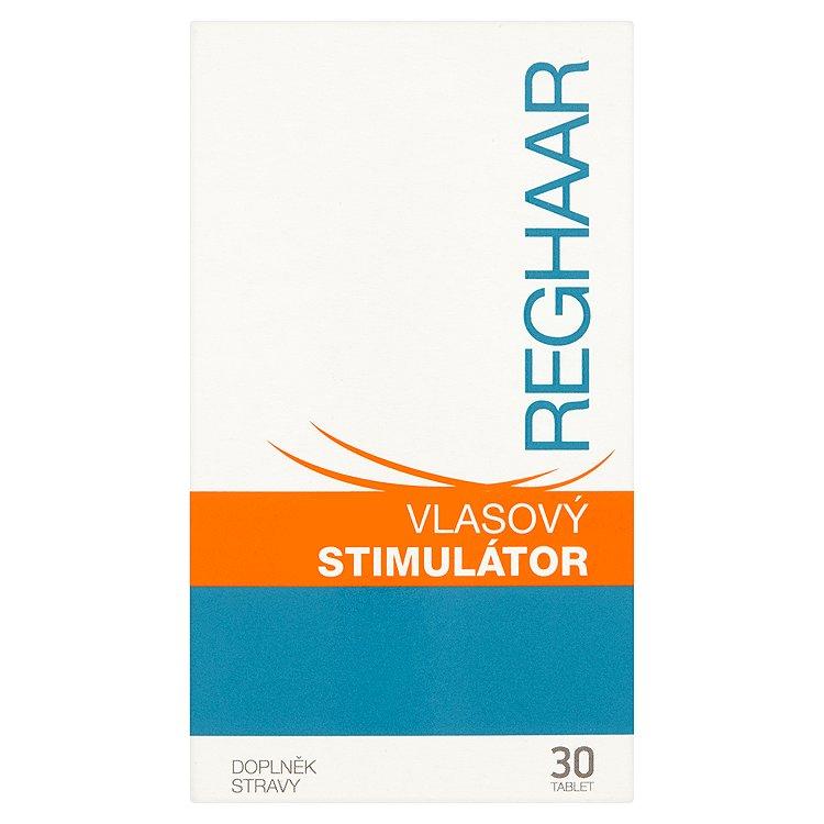 Fotografie Reghaar Vlasový stimulátor 30 tablet