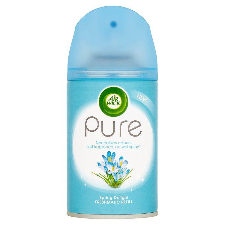 Air Wick Pure Freshmatic náplň do osvěžovače vzduchu svěží vánek 250 ml