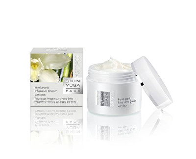 Intenzivní anti-age krém s lotosem Skin Yoga Face (Hyaluronic Intensive Cream With Lotus) 50 ml
