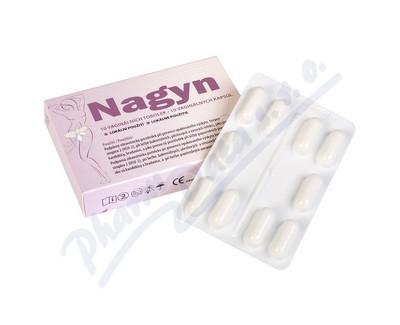 NTC S.r.l., Milano NAGYN 10 vaginálních tobolek