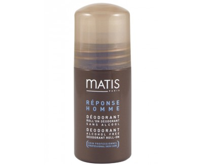 Roll-on deodorant bez alkoholu pro muže Réponse Homme (Alcohol Free Deodorant Roll-On) 50 ml