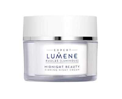 Noční zpevňující krém Půlnoční krása Luminous (Midnight Beauty Firming Night Cream) 50 ml