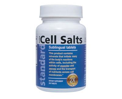 Buněčné soli 250 tablet