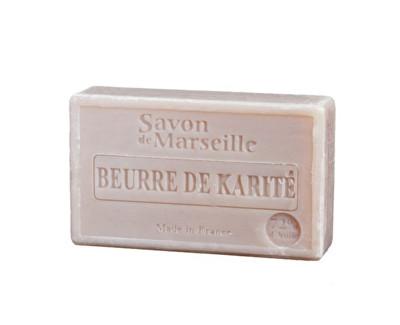 Luxusní francouzské tuhé mýdlo Bambucké máslo 100 g