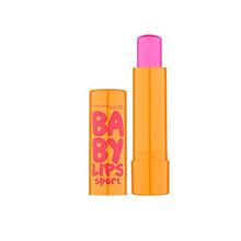 Maybelline Baby Lips Sport hydratační balzám na rty s UV filtrem 31 Red-Dy for Sun, 4,4 g