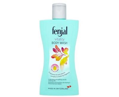 Fenjal Vitality sprchový krém pro sluncem namáhanou pokožku 200 ml