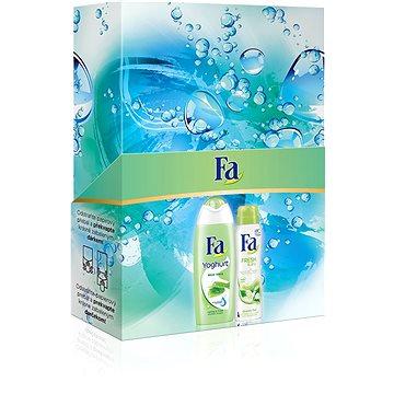 FA Jogurt Aloe Vera & Zelený Čaj dárková sada 250 ml + 150 ml