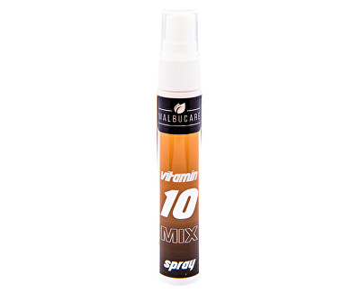 Fotografie Malbucare Spray 10 MIX Vitamín, 30 ml