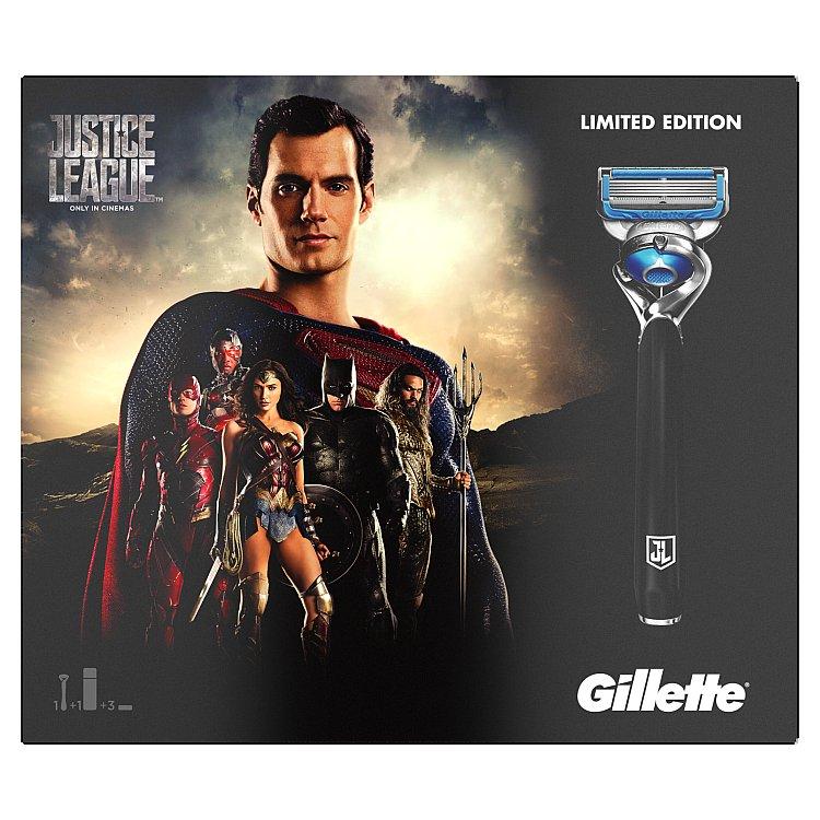 Dárková sada pro muže Justice League Superman