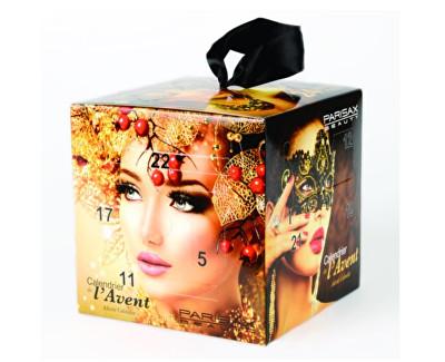 Fotografie Sada dekorativní kosmetiky Advent Calendar