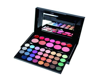 Fotografie Sada dekorativní kosmetiky Make-Up Palette 44 Colors