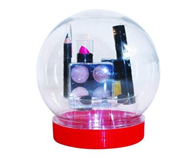 Fotografie Sada dekorativní kosmetiky Christmas Ball