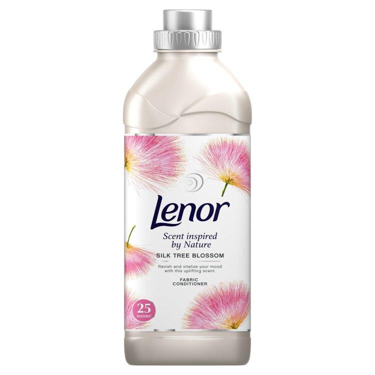 Lenor Silk Tree Blossom aviváž, 25 praní 750 ml