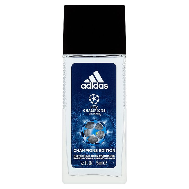 Adidas UEFA Champions League Champions Edition deodorant ve skle 75 ml