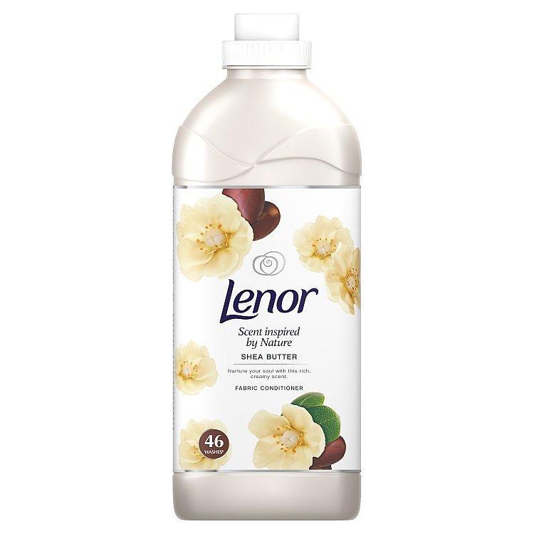 Lenor Shea Butter aviváž, 46 praní 1380 ml