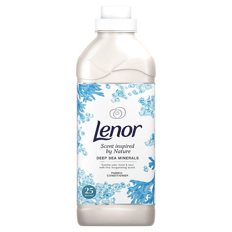 Lenor Deep Sea Minerals aviváž, 25 praní 750 ml