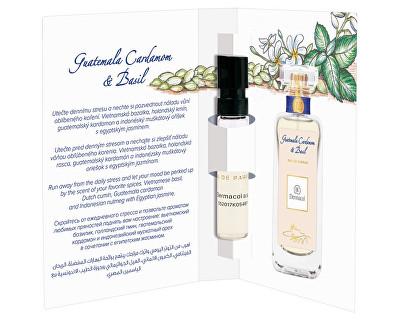 Dermacol parfémovaná voda Guatemala Cardamom & Basil tester 2 ml