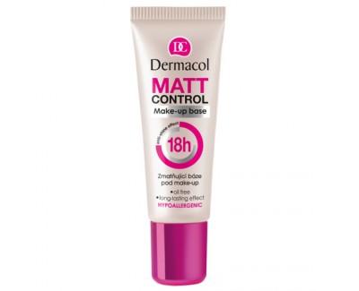 Dermacol Matt Control 18h zmatňující báze pod make-up 20 ml