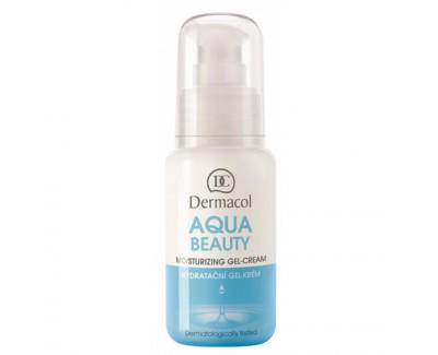 Fotografie Dermacol Aqua Beauty hydratační gel-krém 50 ml