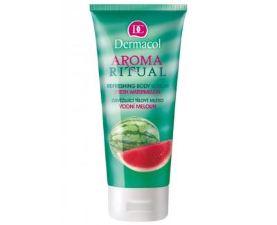 Dermacol osvěžující tělové mléko Vodní Meloun 200 ml