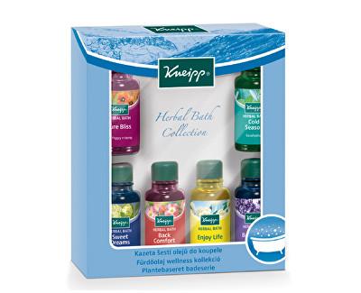 Fotografie Kneipp dárková sada olejů do koupele 6 x 20 ml