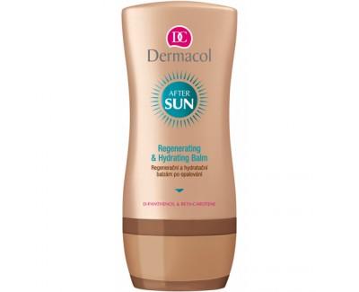 Fotografie Dermacol After Sun regenerační a hydratační balzám po opalovaní 200 ml