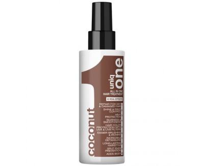 Kokosová vlasová kúra 10 v 1 (All In One Hair Treatment Coconut) 150 ml