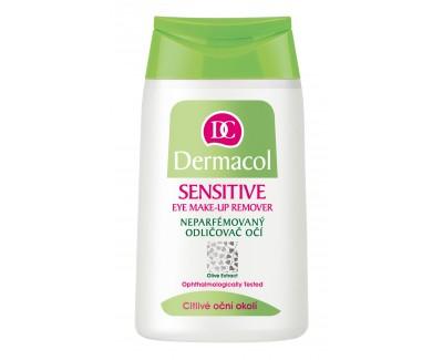 Dermacol Sensitive neparfémovaný odličovač očí 125 ml