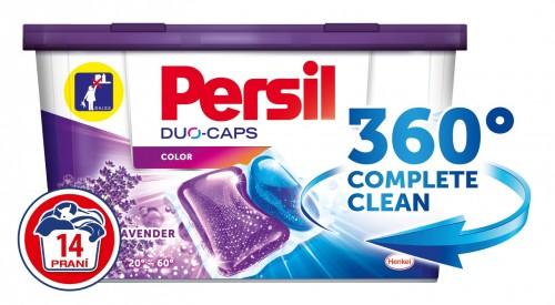 Persil Complete 360° Clean Duo-Caps Levandule 14 ks