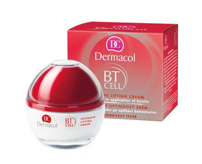 Fotografie Dermacol intenzivní liftingový krém BT Cell 50 ml