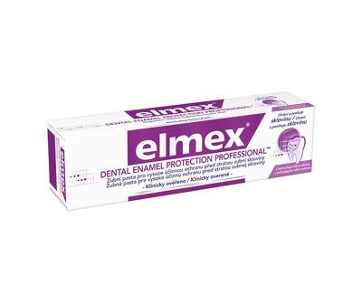 Elmex Dental Enamel Protection Professional zubní pasta posilující zubní sklovinu 75 ml
