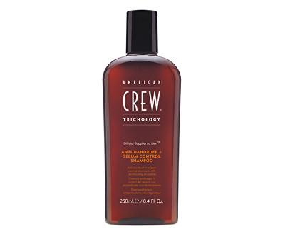 Šampon proti lupům pro mastné vlasy pro muže (Anti Dandruff & Sebum Control Shampoo) 250 ml